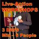 3 Day KN3W IDEAS LIVE-ACTION WORKSHOP